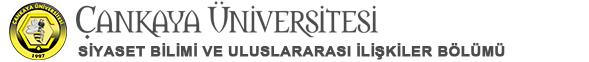 Siyaset Bilimi ve Uluslararası İlişkiler Bölümü Logo